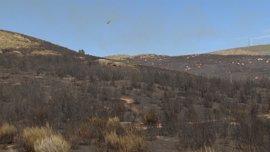 El incendio de Gredos podría haber sido provocado
