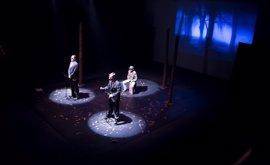 La obra de teatro 'Despiadados' se representa gratis este fin de semana en el Palacio Marqueses de La Algaba en Sevilla
