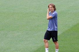 Modric se perderá la ida de la Supercopa por una sanción de 2014 y el Real Madrid no recurrirá