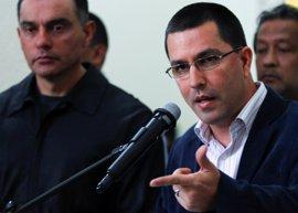 El ministro de Exteriores de Venezuela condena las nuevas sanciones de EEUU contra ocho funcionarios
