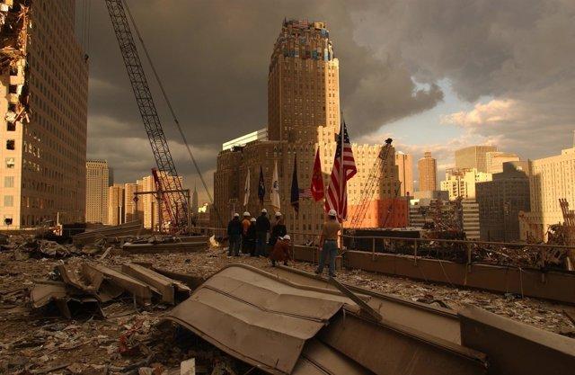 Zona cero 11-S Nueva York