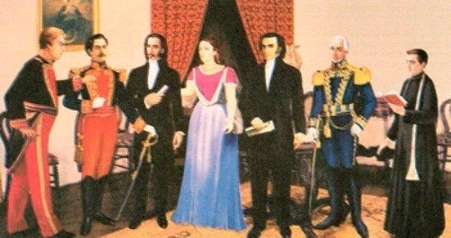 La mecha de la independencia iberoamericana, la Junta