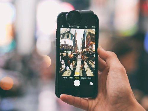 Fotografía, smartphone