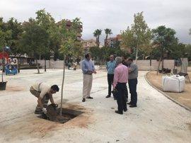 Plan de Verano ejecuta 100.000 actuaciones entre junio y septiembre en las zonas verdes de Murcia y pedanías