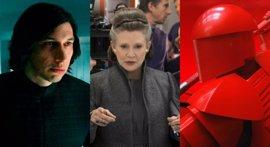 Oleada de nuevas y reveladoras imágenes de Star Wars: Los últimos jedi