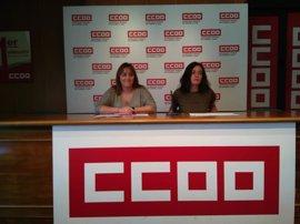 CCOO vincula los 6.043 accidentes entre trabajadores menores de 35 de CyL con la precariedad laboral en la juventud