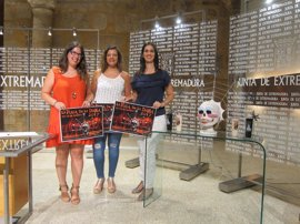 Medio millar de vecinos participan en 'La fuga de la diabla' de Valverde de Leganés