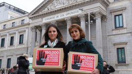 Abogados de Juana Rivas formalizan un nuevo recurso de amparo ante el Tribunal Constitucional