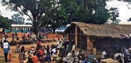 """MSF alerta de la """"situación catastrófica"""" en Batangafo con 10.000 personas refugiadas en un hospital"""