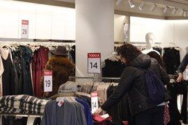 Los precios bajan en Murcia un 1,1% en julio