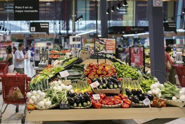 Aliments, Alimentació, Verdura, IPC