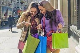 Amigas de compras