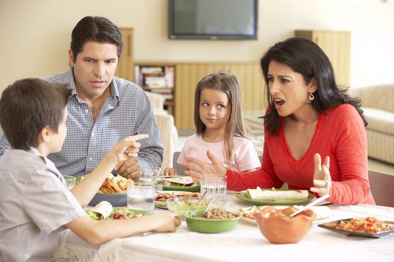 Conflictos familiares veraniegos, cómo tratarlos