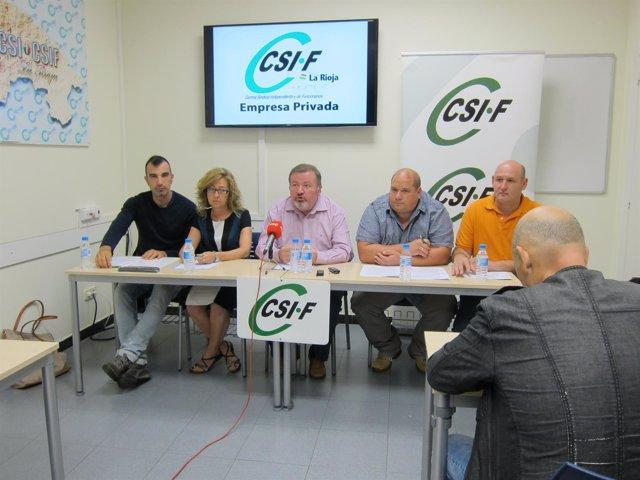 "CSIF Denuncia ""Ilegalidades Sindicales"""