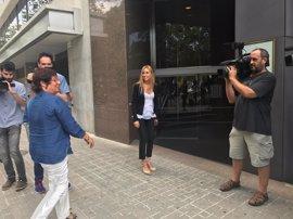 Empieza la reunión del Govern para abordar la situación en El Prat