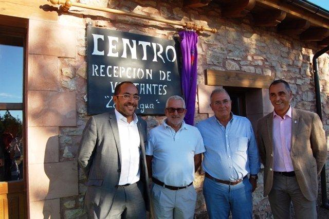 Nuevo Centro de Recepción de Visitantes en Abejar.