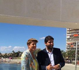 López Miras apuesta por una legislatura en la que la Región sea un espacio de libertad económica que atraiga empresas