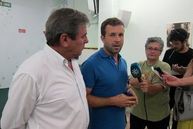Millán informa sobre las iniciativas que pedirán ante el incendio de Segura.