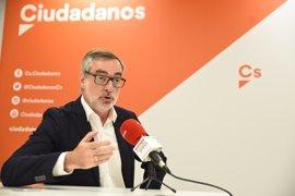 """Ciudadanos avisa a Podemos: """"Empeñarse en una moción de censura y en echar a Rajoy es muy pobre"""""""