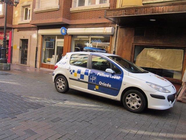 Coche de la Policía Local de Oviedo, Policía Local