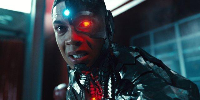 Cyborg, el centro de la Liga de la Justicia