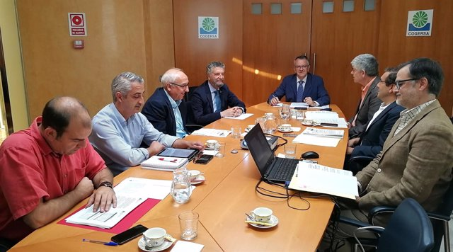 Comisión delegada de Cogersa