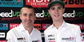 Danny Kent pilotará para Speed Up Racing en Moto2 en 2018