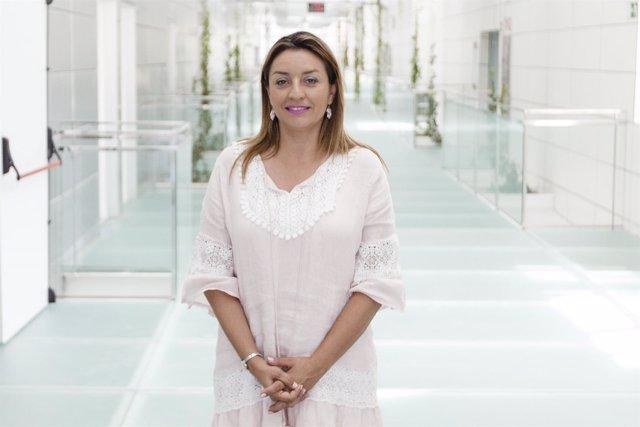 La diputada provincial de Medio Ambiente, María José Asensio