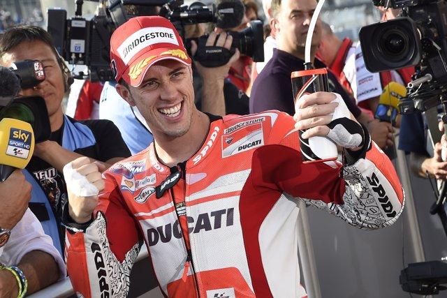 Andrea Dovizioso MotoGP el Japó
