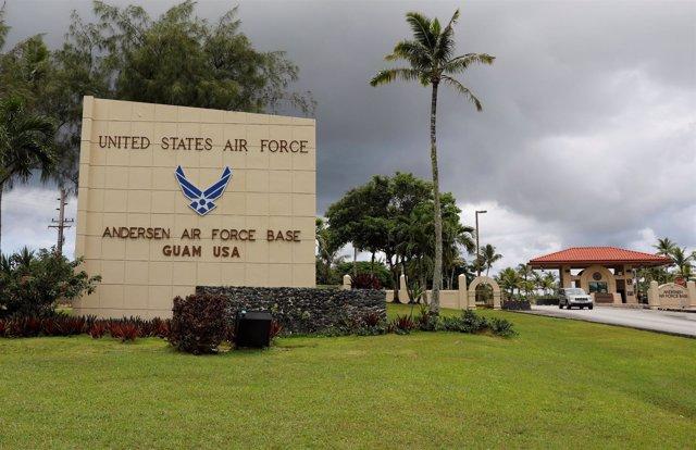 Base militar de Estados Unidos en Guam