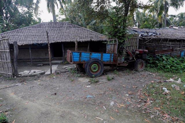 Una casa en la localidad de U Shey Kya