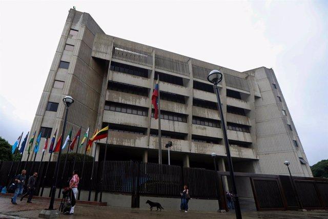 Tribunal Supremo de Justicia (TSJ) de Venezuela
