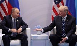 """La Casa Blanca alega que Trump """"estaba siendo sarcástico"""" cuando agradeció a Putin la expulsión de diplomáticos"""