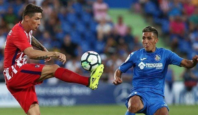 Atlético de Madrid y Getafe