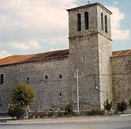 Valladolid: iglesias de Pedrajas