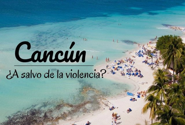 Cancún violencia