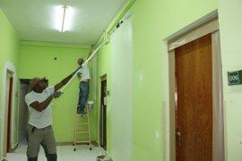 Gobierno Vasco realiza obras de acondicionamiento en 256 centros escolares públicos durante el verano