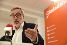Ciudadanos evita aclarar si permitirá o no que Rajoy rinda cuentas en el Pleno del Congreso sobre corrupción