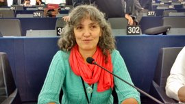 """Lidia Senra denuncia en Europa los """"pocos"""" medios de los trabajadores de la Illa de Ons"""