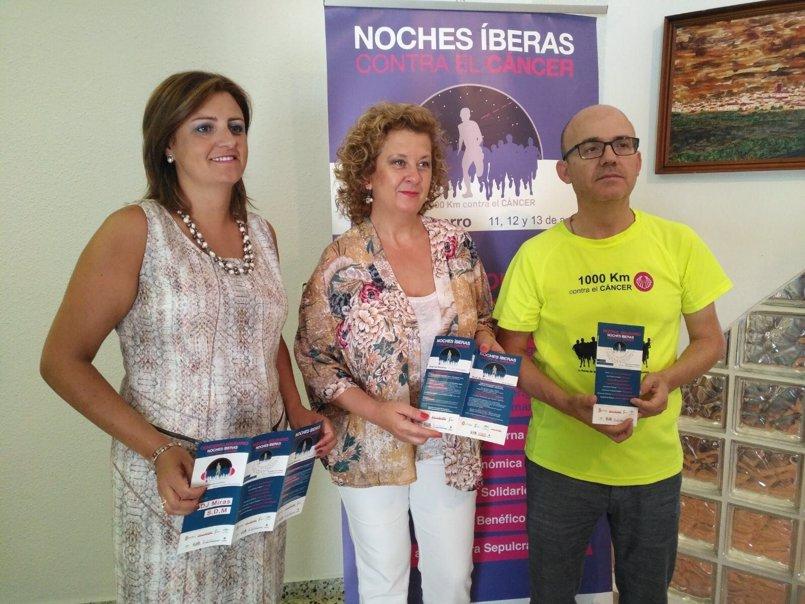 Junta destaca beneficios del AOVE en la prevención del riesgo a padecer cáncer en una jornada en Peal de Becerro