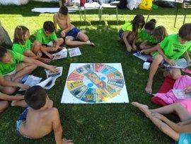 Más de 5.000 niños se han formado en educación medioambiental este de verano de C-LM