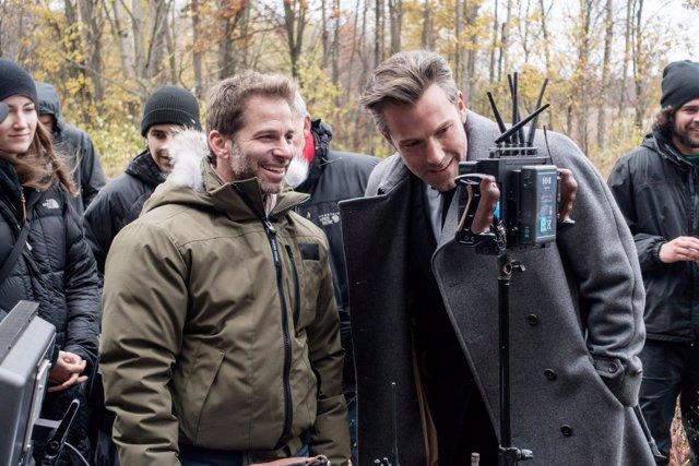 Ben Affleck Zack Snyder