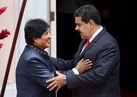 """Evo Morales asegura que el """"descarado"""" aviso de Trump saca a la luz un plan contra Maduro"""