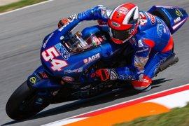 Pasini vuelve a lograr la pole en Moto2 y Àlex Márquez comenzará tercero