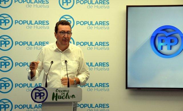 [Comunicación Pp Andaluz]Nota, Audio Y Fotos Pp Andaluz. Manuel Andrés González