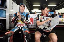"""Àlex Márquez: """"En estas dos últimas carreras no sé qué pasa que a una vuelta no me sale"""""""