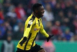 El Dortmund analizará nuevas acciones en el caso Dembélé