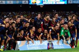 El Barcelona busca seguir siendo el rey de la Supercopa de España