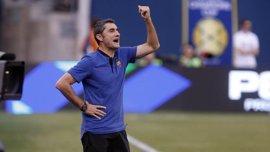 Valverde tiene 5 victorias como entrenador en 20 partidos frente al Real Madrid
