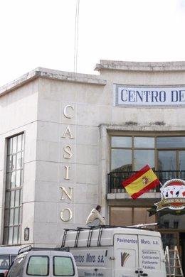 Casino, Edificio